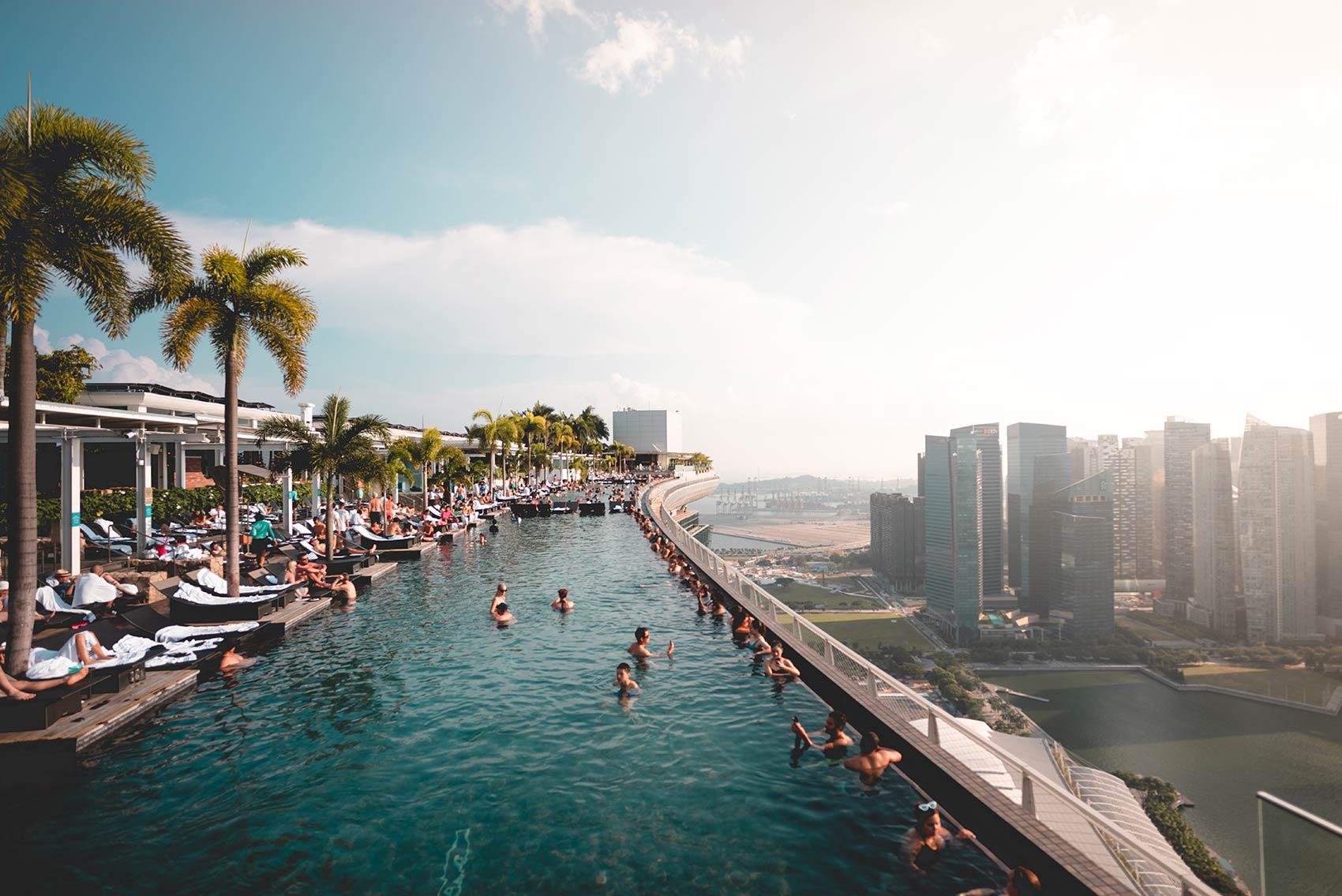 1. Singapore Cityscape